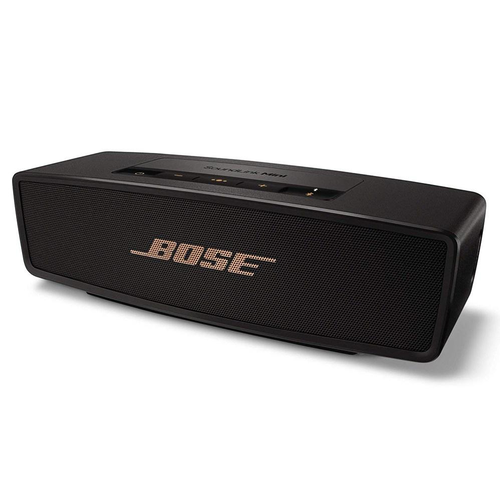 Bose 보스 사운드링크 마이크로 블루투스 스피커 미니2 리미티드 에디션(정품), 블랙, 리미티드에디션 블루투스