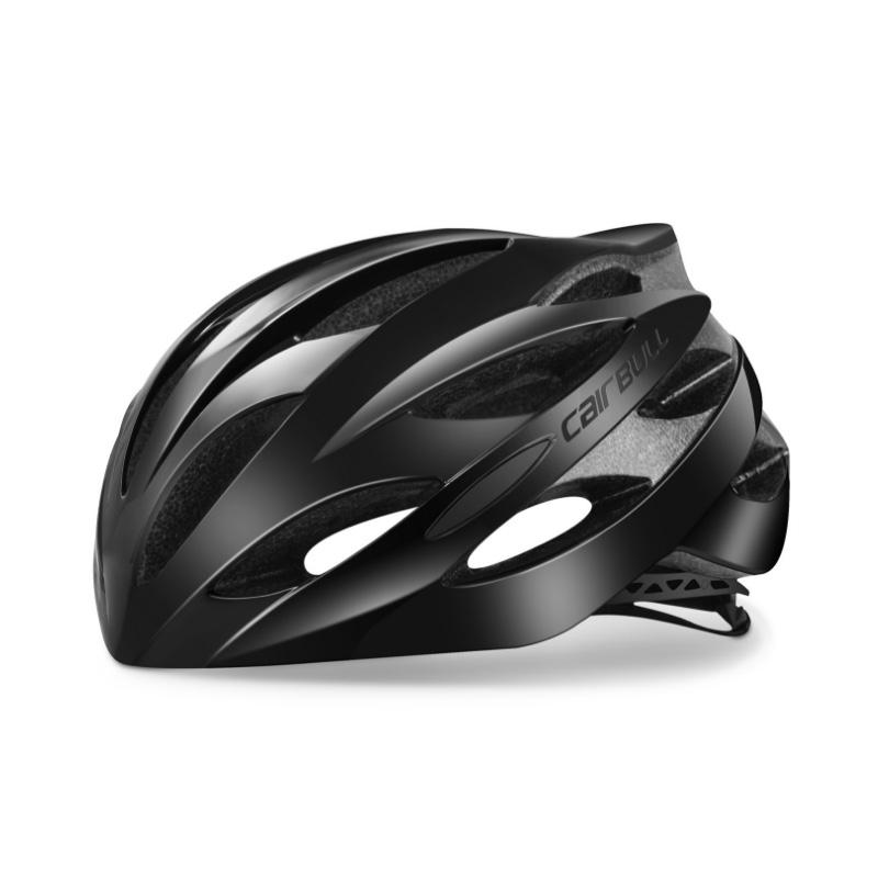 CAIRBULL 인몰드 아시안핏 경량 자전거헬멧 CB-40, 블랙