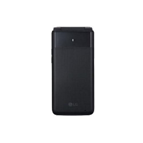 LG 엘지폴더 Y110, 블랙(유심3사호환가능), 엘지폴더(새제품)