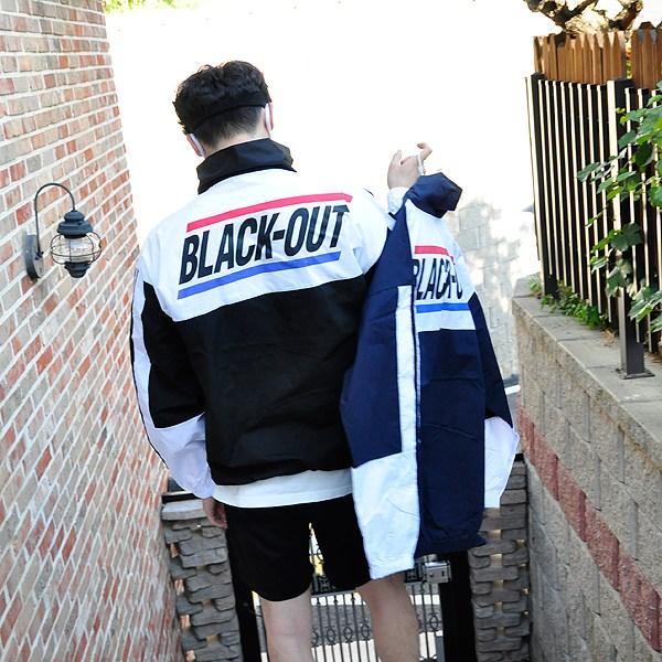 꼰스 팔머 아노락 오버핏 긴팔 티셔츠
