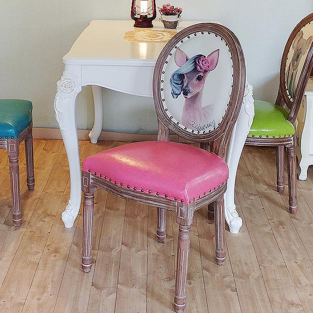 루이송 비앙카 화이트 2인용 4인용 식탁 테이블(의자별매), 비앙카 의자 핑크