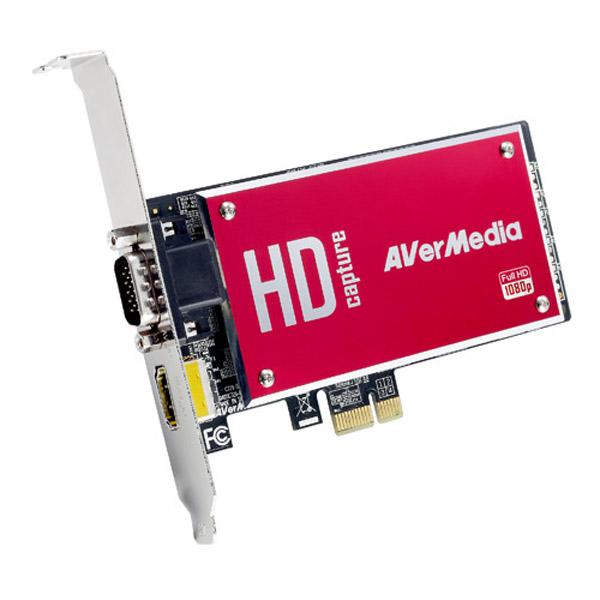 AVerMedia DarkCrystal HD Capture SDK II / 1080P HDMI 영상캡쳐 / 영상 기타 장비, 단일 모델명/품번