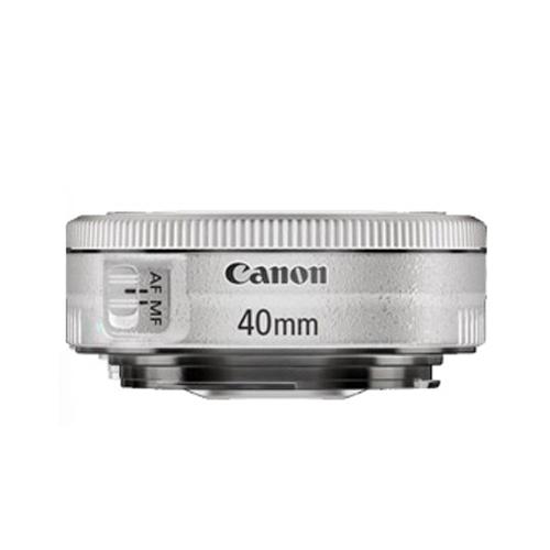캐논 EF 40mm F2.8 STM DSLR용 단렌즈, EF 40mm F2.8 STM -화이트