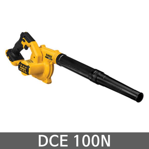디월트 DCE100N 충전송풍기 베어툴