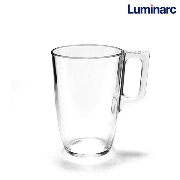 루미낙 누에보 320ml 내열유리 머그컵/커피 찻잔 음료컵, 누에보320ml