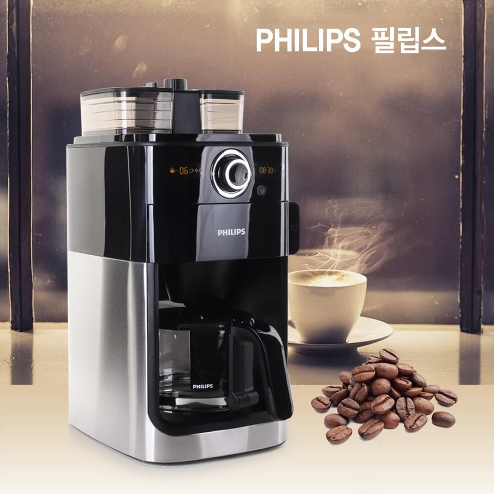 필립스 그라인드앤브루 HD7762, HD-7762