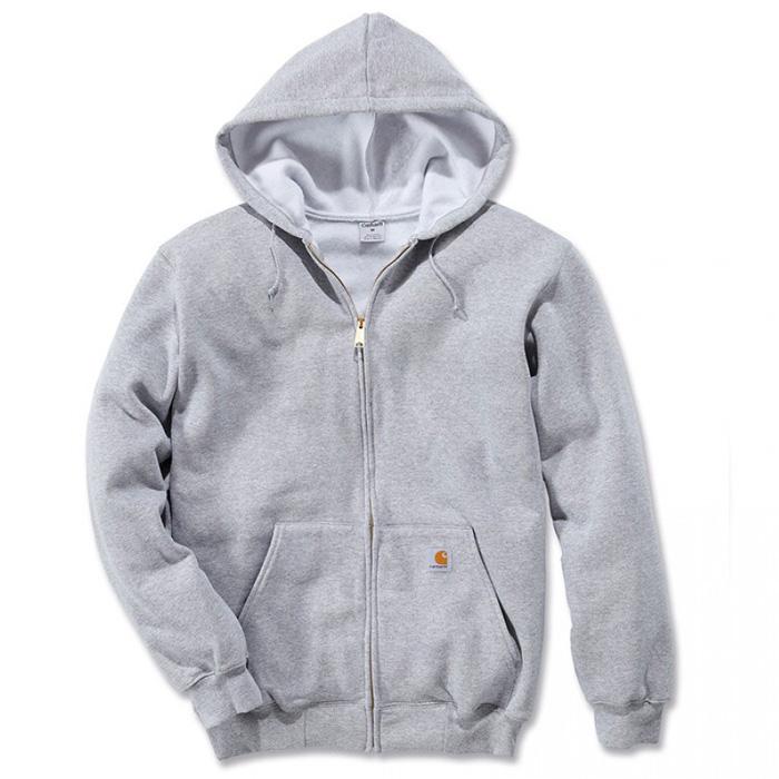 칼하트후드집업-Carhartt K122 Zip Hood-H Gray-p45