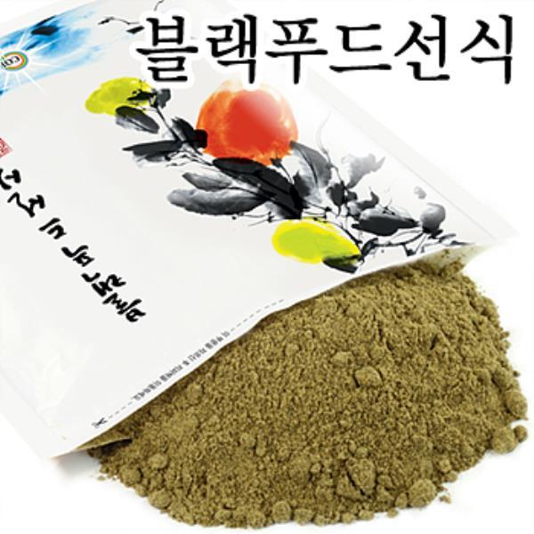컬러푸드 CFD01343 블랙푸드선식 (국산 500g), 1개