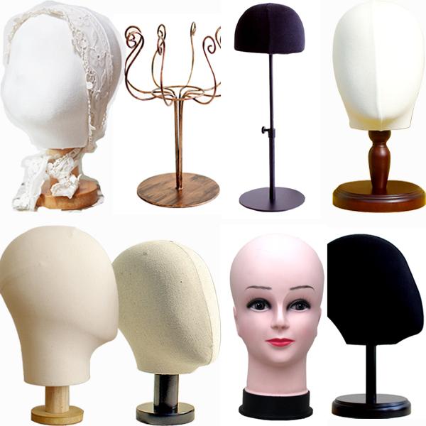 코코디피 두상마네킹 모음 머리 얼굴 모형 마네킨 아기 아동 여자 남자 모자걸이 마네킹, 2 꼬마동산7호 검정원단+나무색발판, 1개