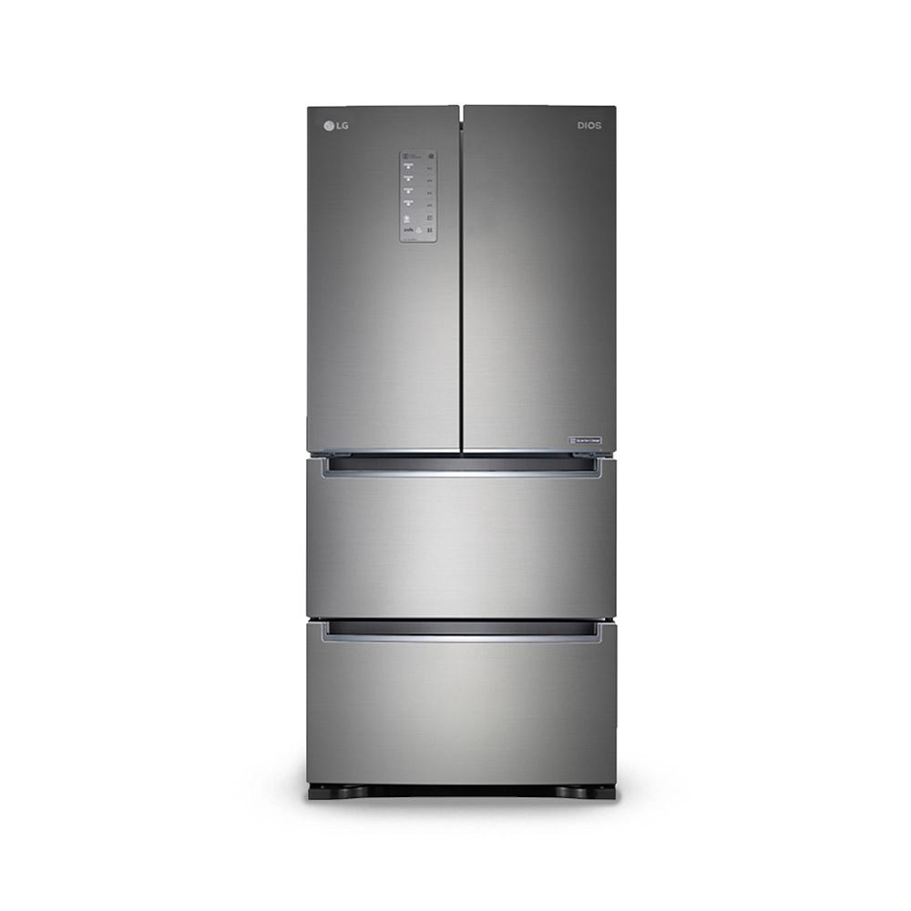 LG전자 디오스 K414S11 스탠드형 김치냉장고, K414S11 (LG전자물류직배송)