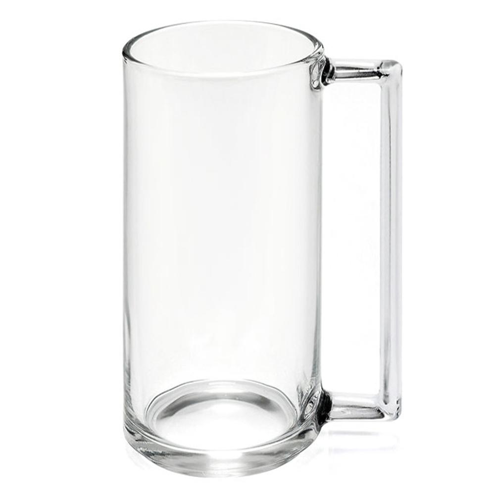 루미낙 피트니스 400ml 내열유리 머그컵/찻잔 음료컵