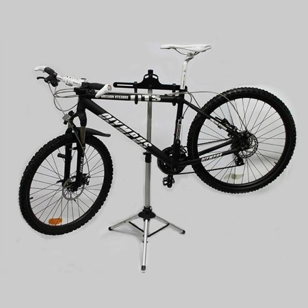 MJM 자전거 수리 실내보관용 스탠드형 거치대, 자전거거치대