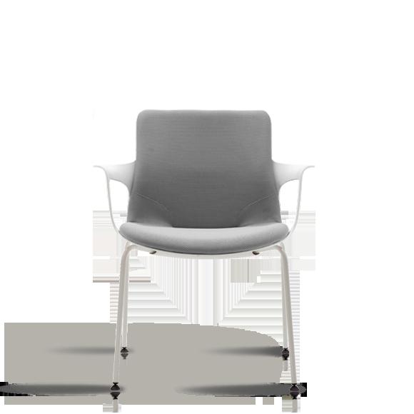 시디즈 T60 시리즈 T601FE EGA 인테리어의자, 라이트그레이