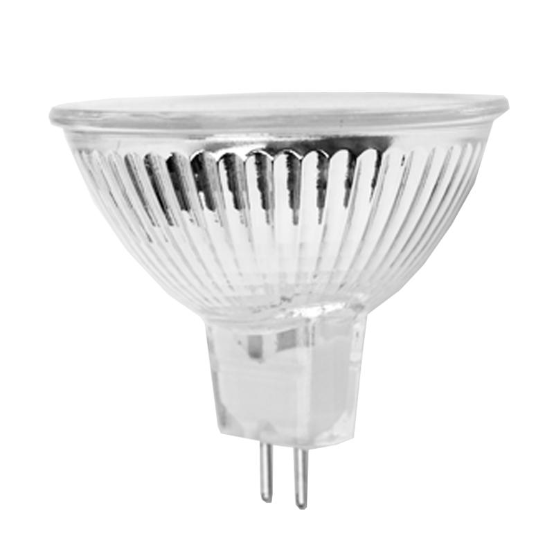 오스람 LED 삼파장 할로겐 램프 전구 40종, 35_MR16할로겐50W-전구색