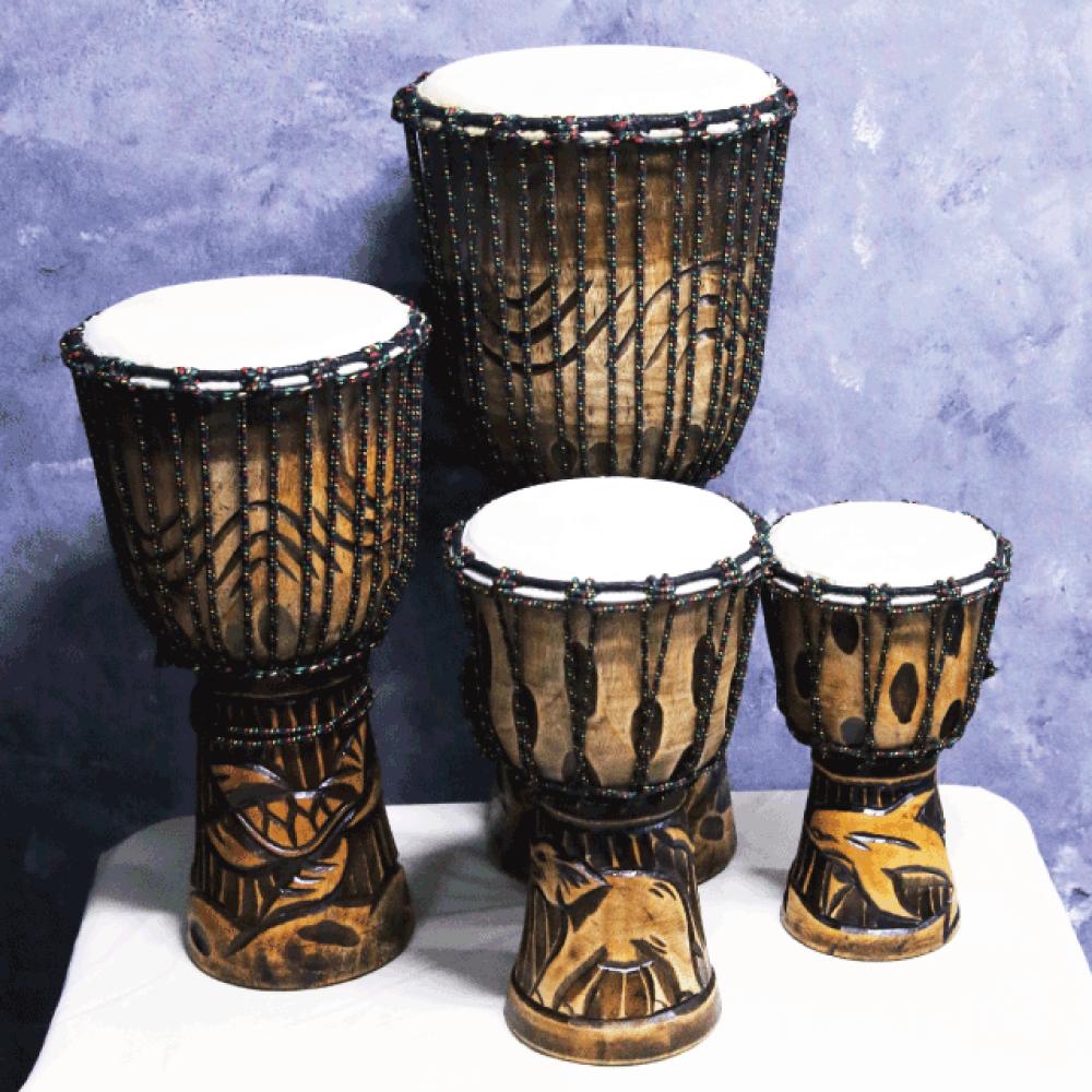 아프리카 연주용 젬베 60cm