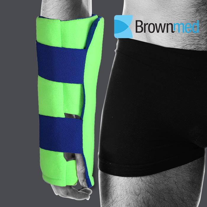 폴라아이스 브라운메드 손목팔꿈치 통증케어 냉찜질팩, 01.팔꿈치손목 찜질팩