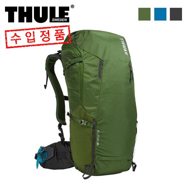 (이월)툴레 올트레일 35L (남성용) 등산배낭
