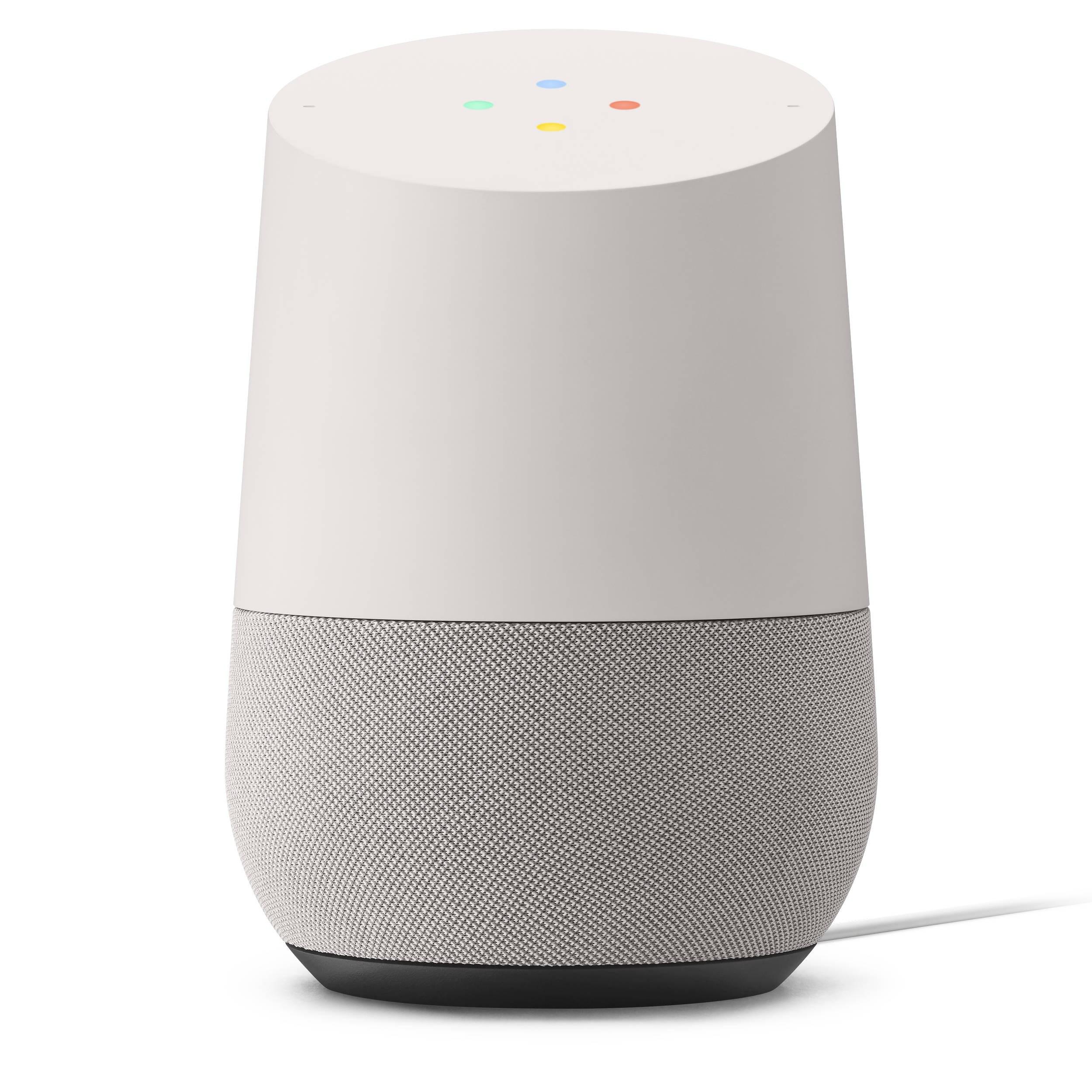 Google Home Assistant 구글홈 인공지능 AI 스마트 스피커
