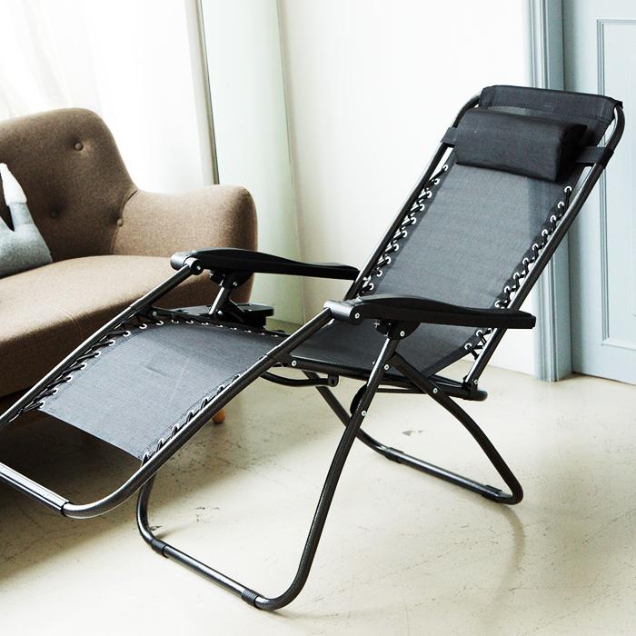 MAX A-CROYAL 무중력의자 프리미엄 의자 접이식의자 흔들의자 야외의자, 블랙AC로열의자 와 컵홀더