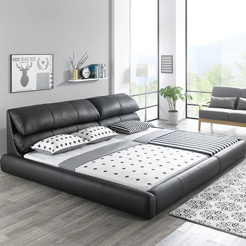 인리브 저상형 패밀리 침대 2820 블랙