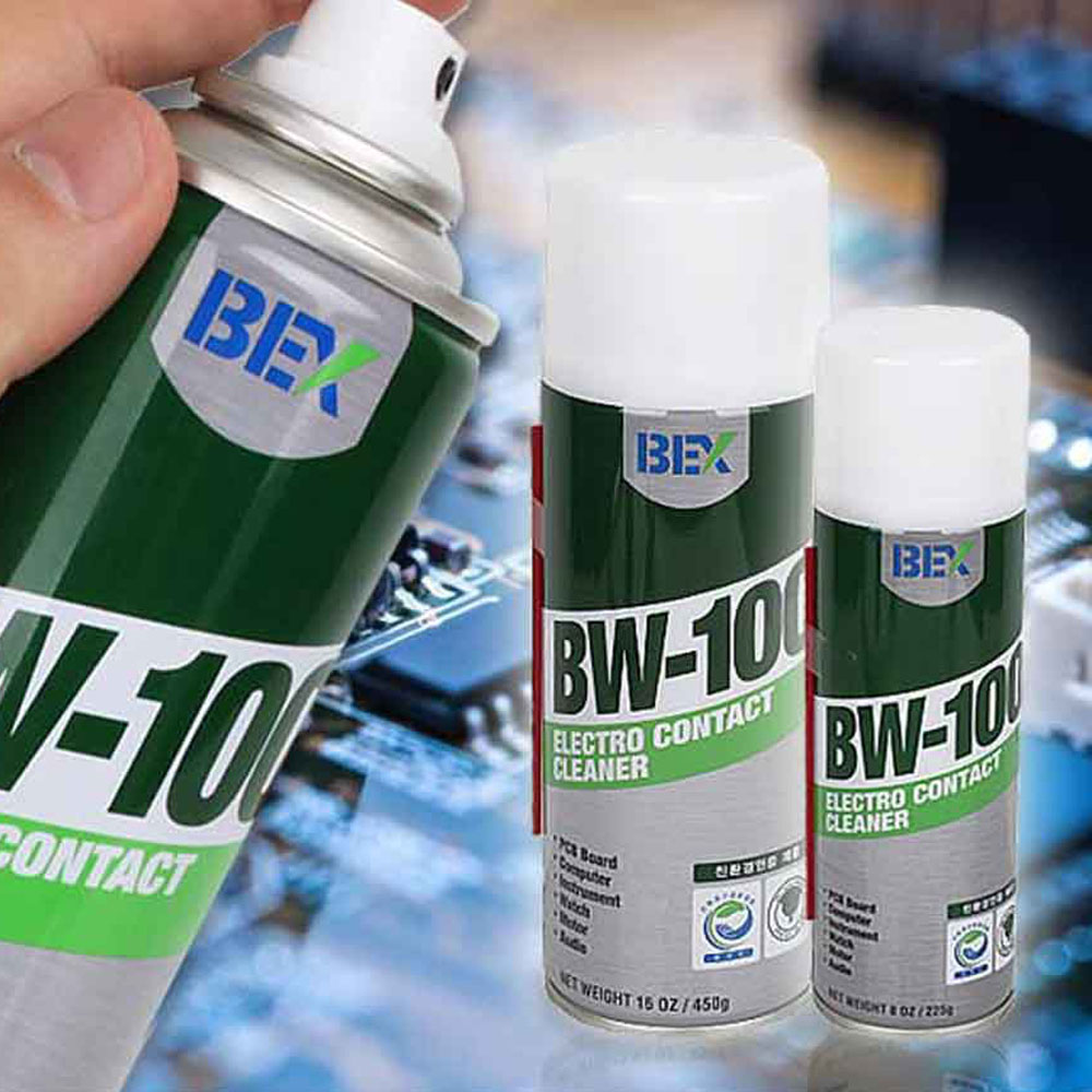 BW100 225g 전기 접점 부활제 세정제, 1개