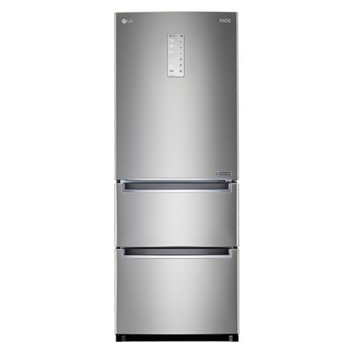 LG전자 스탠드형 김치냉장고 K338SN15 (327L), 단일상품