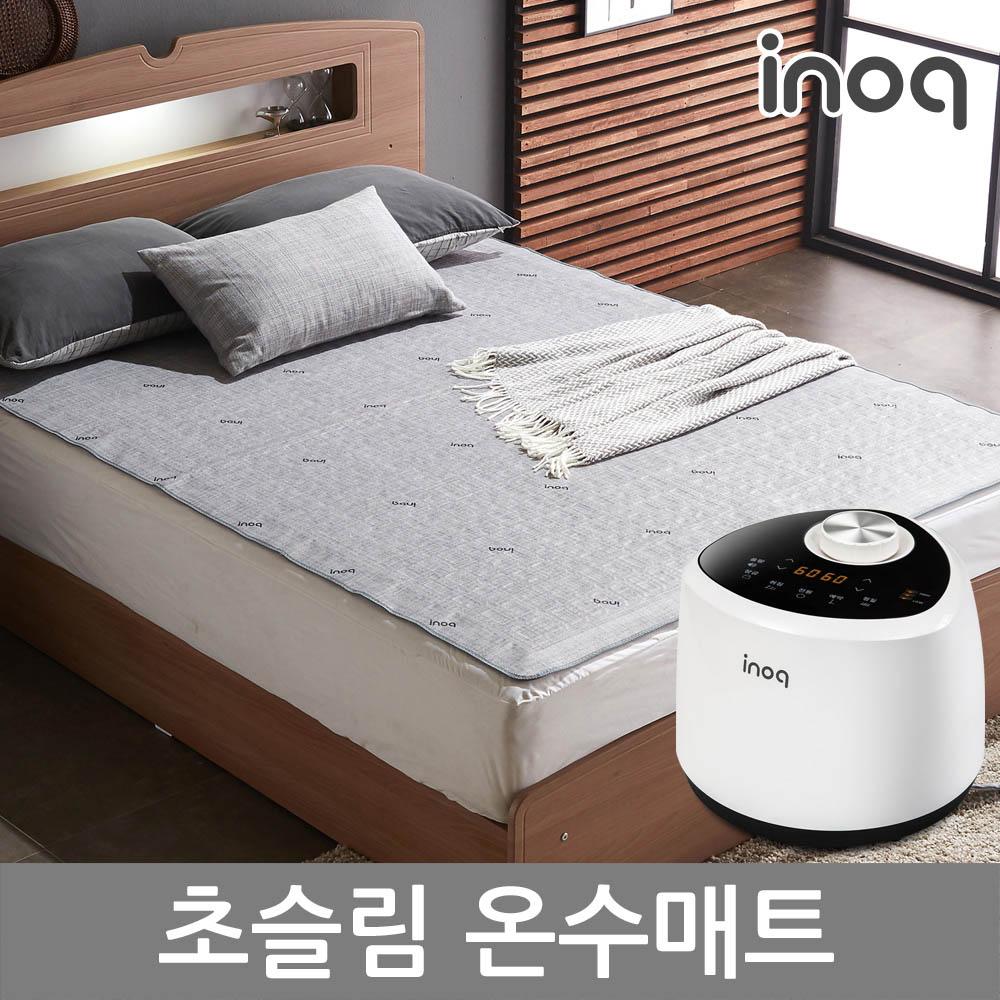 이노크아든 이노크 초슬림 온수매트 시리즈, IA-250S 싱글[차콜]