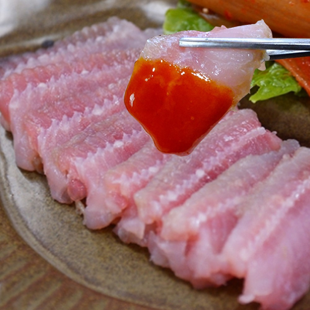 항아리숙성 영산포 홍어, 1박스, 02_모듬 1kg(아르헨티나)