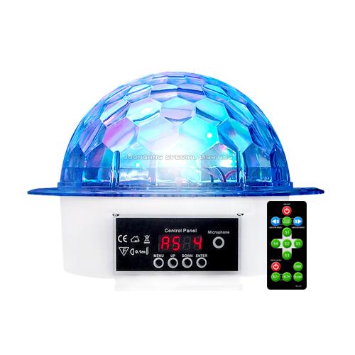 중앙특수조명 LED 크리스탈 볼, 블랙