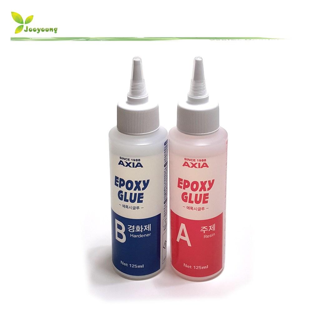 axia 엑시아 BE-05 5분 에폭시글루 다용도 접착제, 단일상품