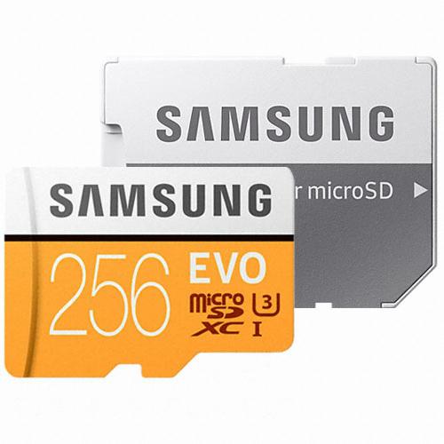 삼성전자 MicroSDHC EVO 256GB MB-MP256HA, 단일상품