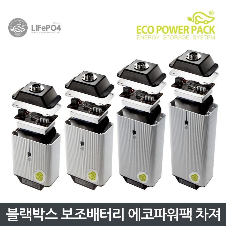 에코파워팩 차량용 블랙박스 보조배터리 에코파워팩C 차져, 에코파워팩 차져10C (30시간)