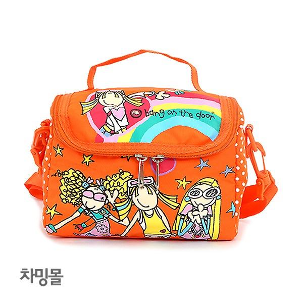 BOD 보온보냉크로스 소아동가방 소풍배 소풍가방 DJS6829 유치원입학선물 입학선물