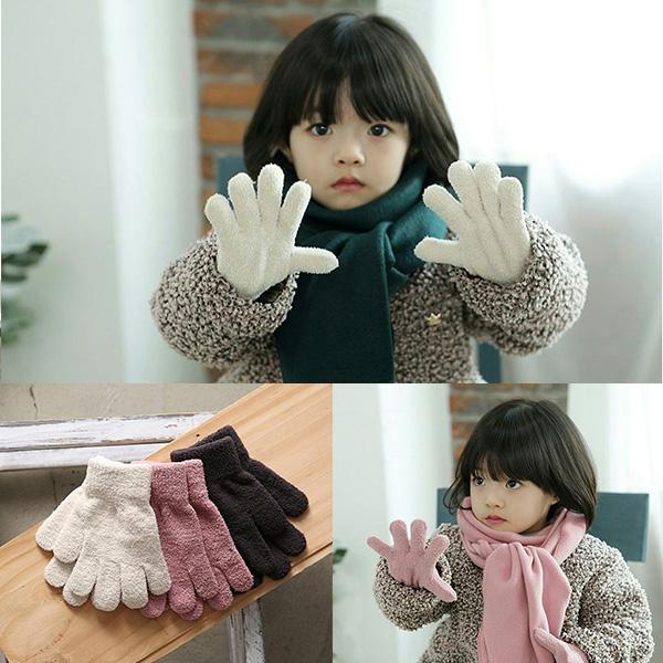 솜니움베베 아기 유아 아동 수면 손가락 장갑