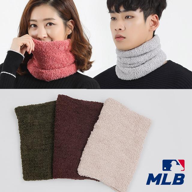 MLB 남녀공용 겨울 방한용 소프트 넥워머