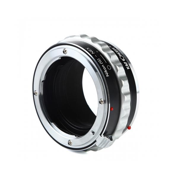 KF 니콘 렌즈 변환 어댑터 소니 NEX E카메라에 사용 AI(G)-NEX.