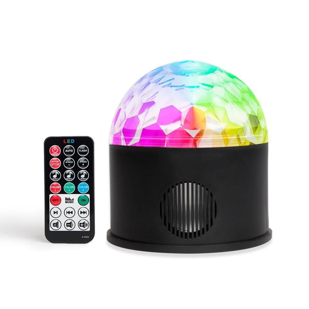 사운드판다 미러볼 LED 노래방 조명, 2. SNP-2000