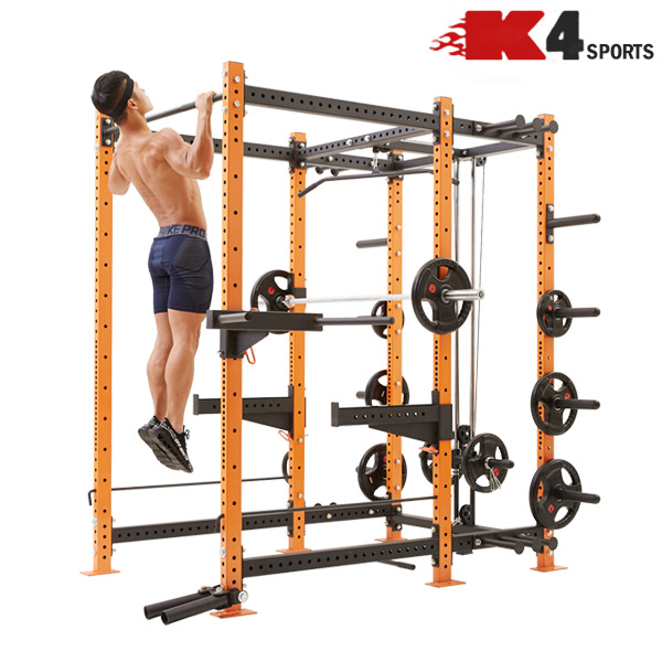 K4스포츠아몸디 파워랙 멀티랙 랫타워 하프랙(K4-330)