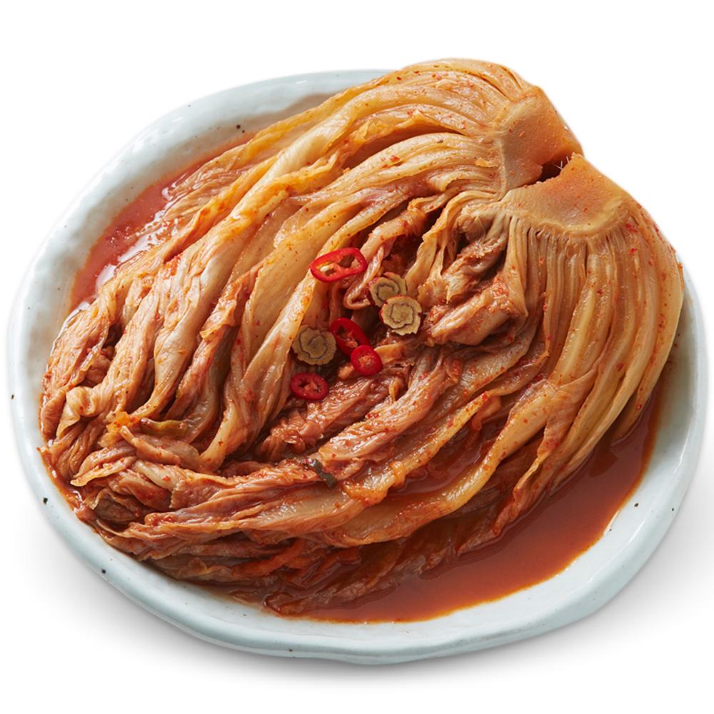 마녀바스켓 지하6m저온숙성 묵은지, 10kg, 1개