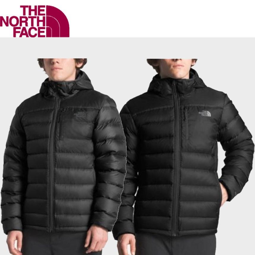 [해외직구정품] 노스페이스 패딩점퍼 The North Face Aconcagua Hooded