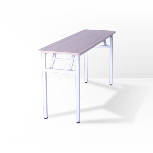 접이식 테이블 사무용 책상, 신형접이식테이블1200x600 (WWD6025-WH)