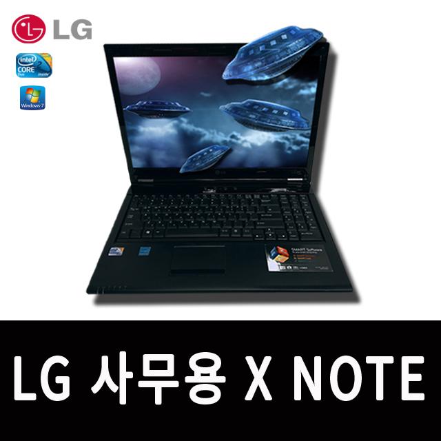LG X NOTE R560, 블랙