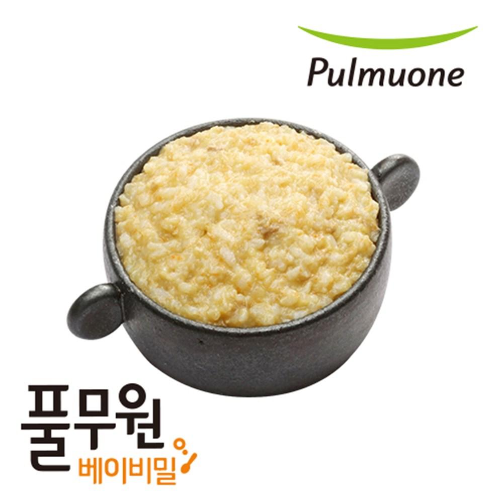 베이비밀 풀무원 이유식 후기 1일2팩 1주7일, 단품