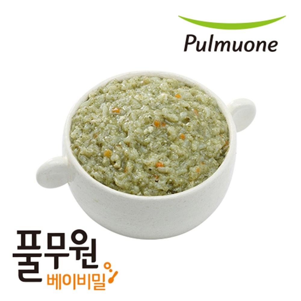 베이비밀 풀무원 이유식 병행기 1일3팩 2주14일, 단품
