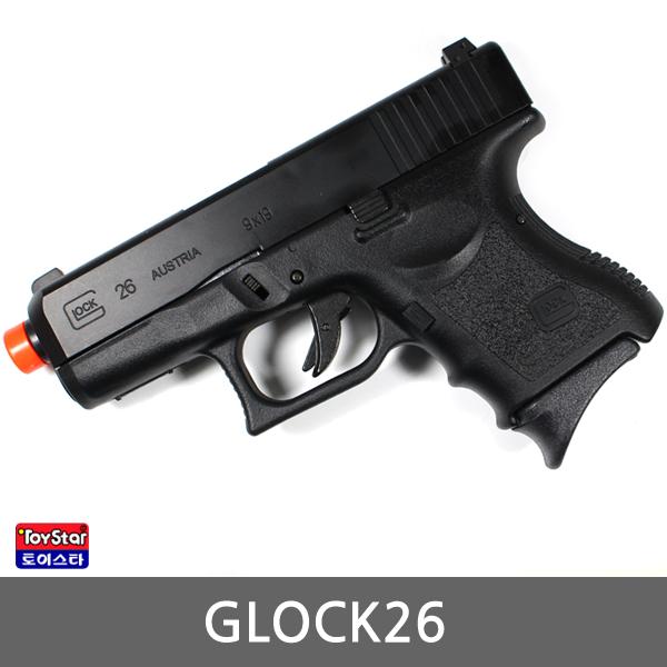 토이스타 GLOCK26 글록26 에어건 비비탄총 BB탄총