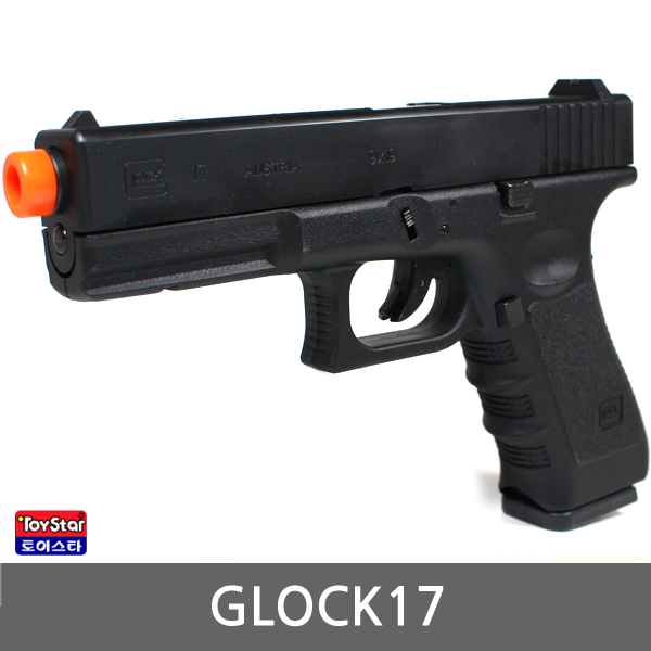 토이스타 GLOCK17 글록17 에어건 비비탄총 BB탄총 권총