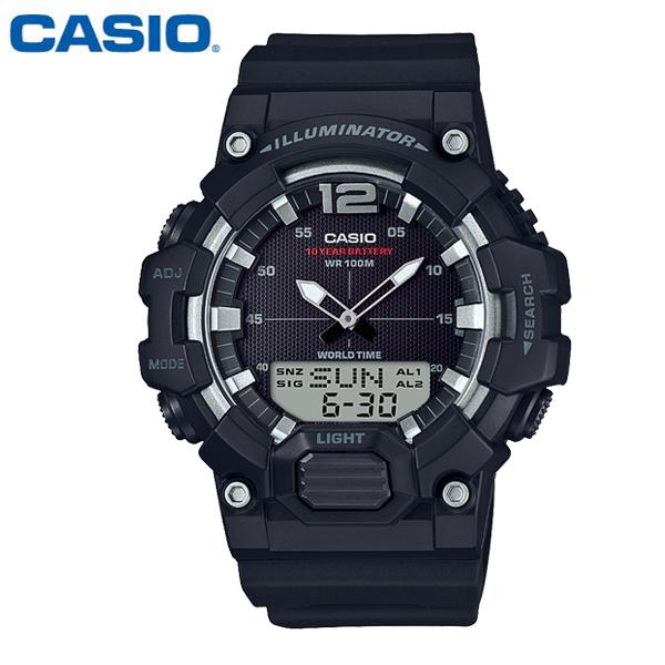 카시오 CASIO 남성용 HDC-700-1A 군인시계 군대 군용 전자 스포츠 군인선물 시계