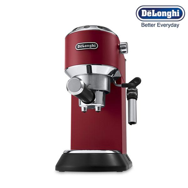 드롱기 데디카 커피머신 EC685, EC685 레드