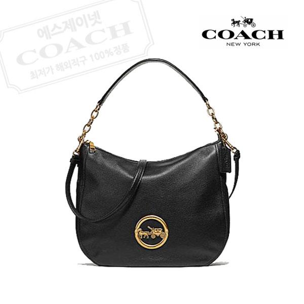 코치 여성 숄더백 F31400 OLBLK
