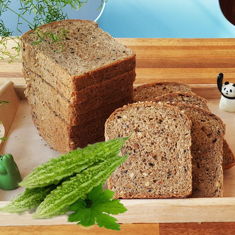 [더브레드천연발효빵] 유기농100%통밀빵_여주통밀빵900g(식단조절건강빵 100%호밀빵), 1팩